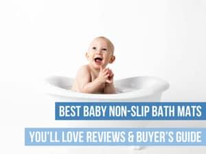 Best Baby Non-Slip Bath Mats
