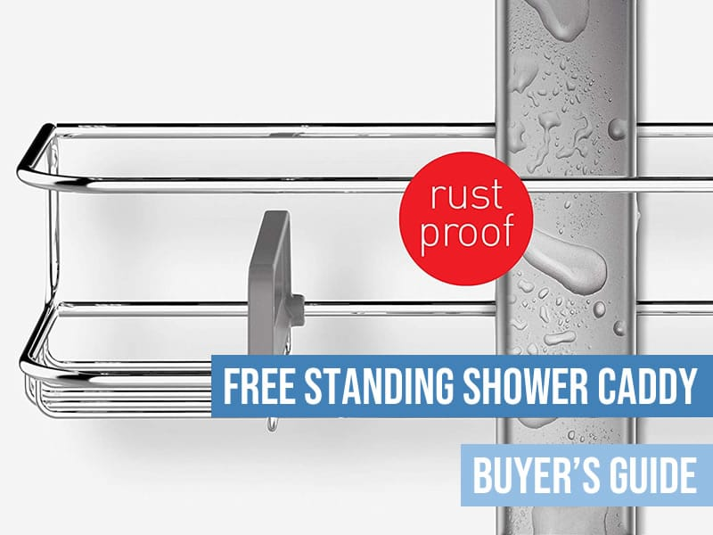Free Standing Shower Caddies