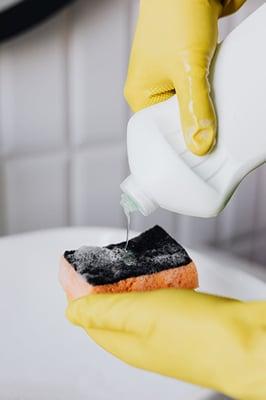 bathtub stain remover