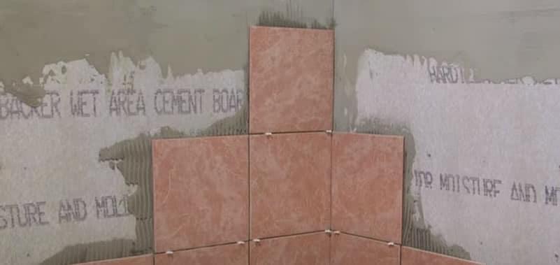 shower tile backer board